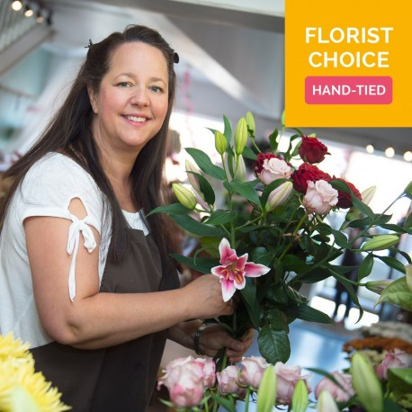 Florist Choice Hand-tied